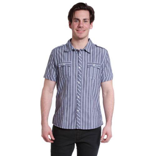 Men's Excelled Slim-Fit Stripe...