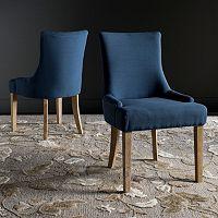Safavieh Lester Dining Chair 2 pc Set