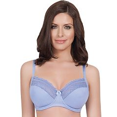 Parfait Bra: Casey Printed Full-Figure Bra 2802