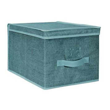 Simplify Dusty Blue Storage Box