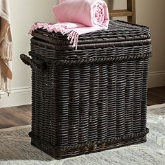 Safavieh Sidonie Wicker Trunk
