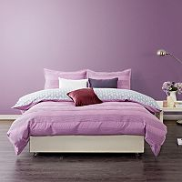 EverRouge Vasalis 450-Thread Count Duvet Cover Set