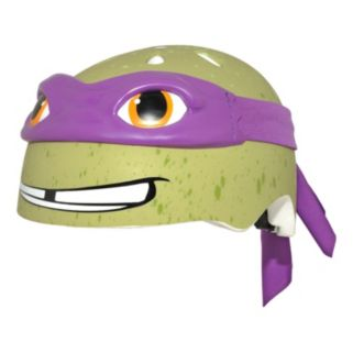 Youth C Preme Teenage Mutant Ninja Turtles Bike Helmet