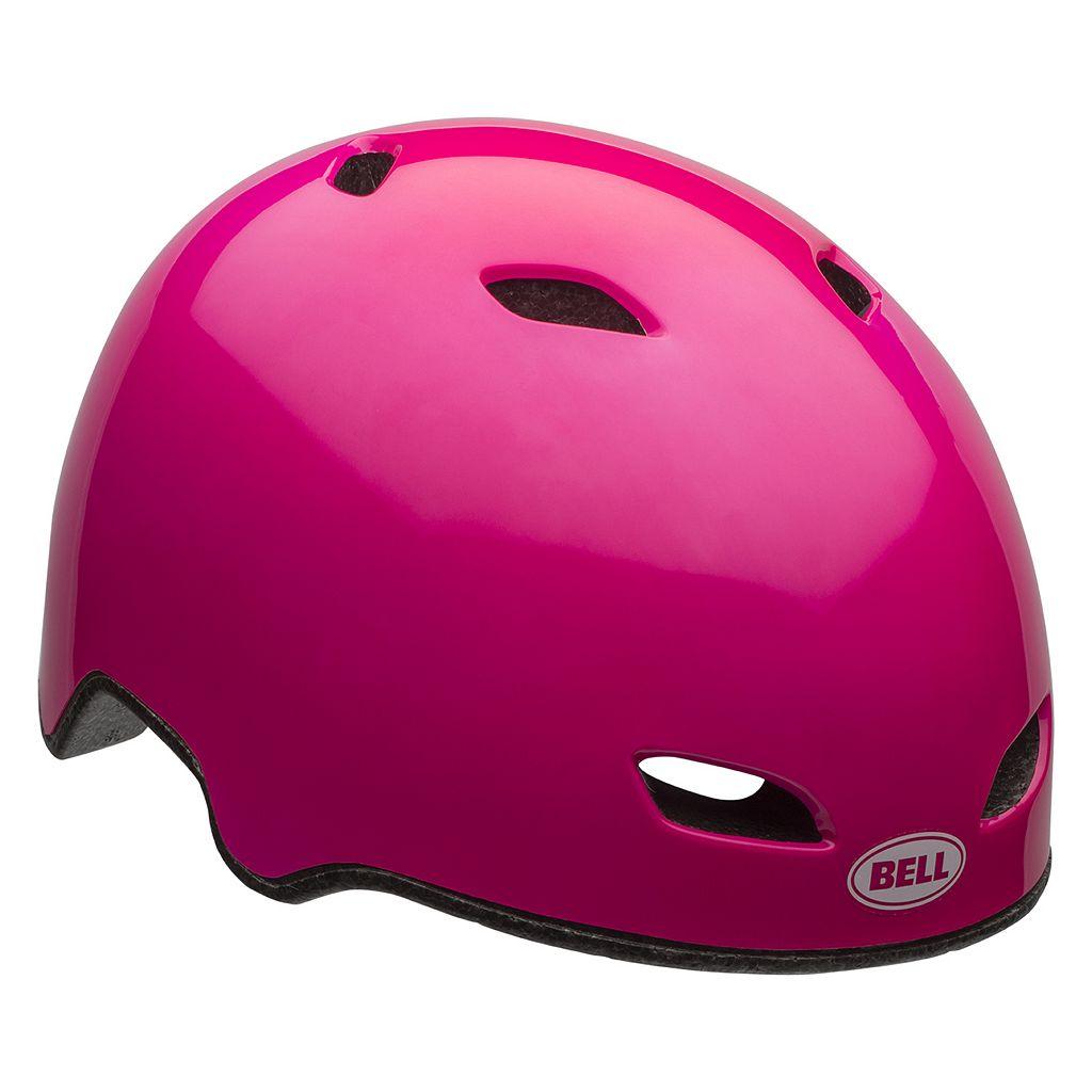 Toddler Bell Solid Color Multi-Sport Helmet