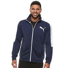Men's PUMA Colorblock Track Jacket