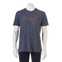 Men's PUMA Faded Logo Tee