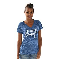 Women's Los Angeles Dodgers All Star Burnout Tee
