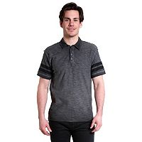 Men's Excelled Slubbed Polo