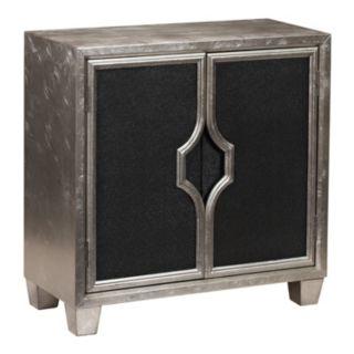 Ava Glam 2-Door Storage Cabinet
