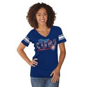 Women's Chicago Cubs First Pick Tee