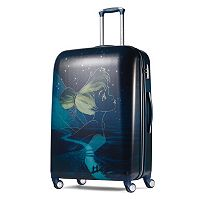 Disney's Peter Pan Tinkerbell Hardside Spinner Luggage by American Tourister