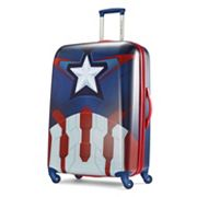Marvel Captain America Hardside Spinner Luggage by American Tourister
