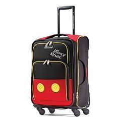 Disney's Mickey Mouse Pants Spinner Luggage by American Tourister