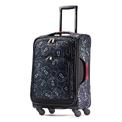 Disney's Mickey Mouse Face Print Spinner Luggage by American Tourister