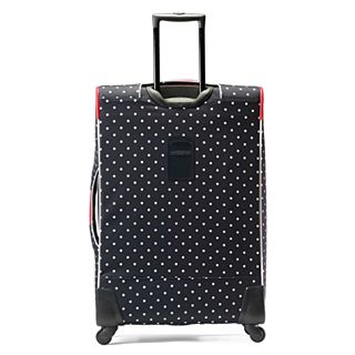 ff53e79c5c50 Disney's Minnie Mouse Red Bow & Faces Spinner Luggage by American Tourister