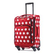Disney's Minnie Mouse Polka-Dot Spinner Luggage by American Tourister