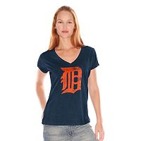 Women's Detroit Tigers Fair Catch Tee