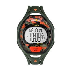 Timex Unisex Sleek 50-Lap Digital Watch