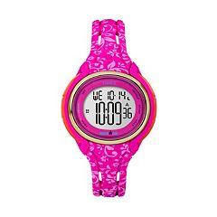 Timex Women's Ironman Sleek 50-Lap Digital Watch