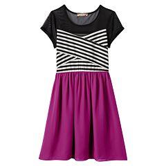 Girls Purple Kids Dresses, Clothing | Kohl's