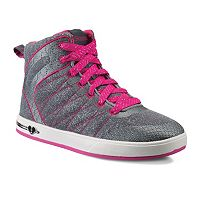 Skechers Shoutouts Glitzy Ritz Girls' High-Top Sneakers