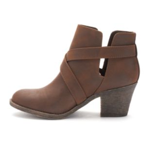 Unleashed by Rocket Dog Scottsdale Women's Ankle Boots