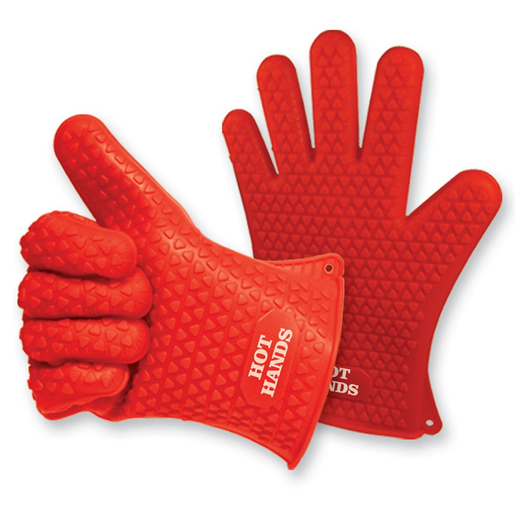 As Seen on TV Hot Hands Silicone Cooking Gloves