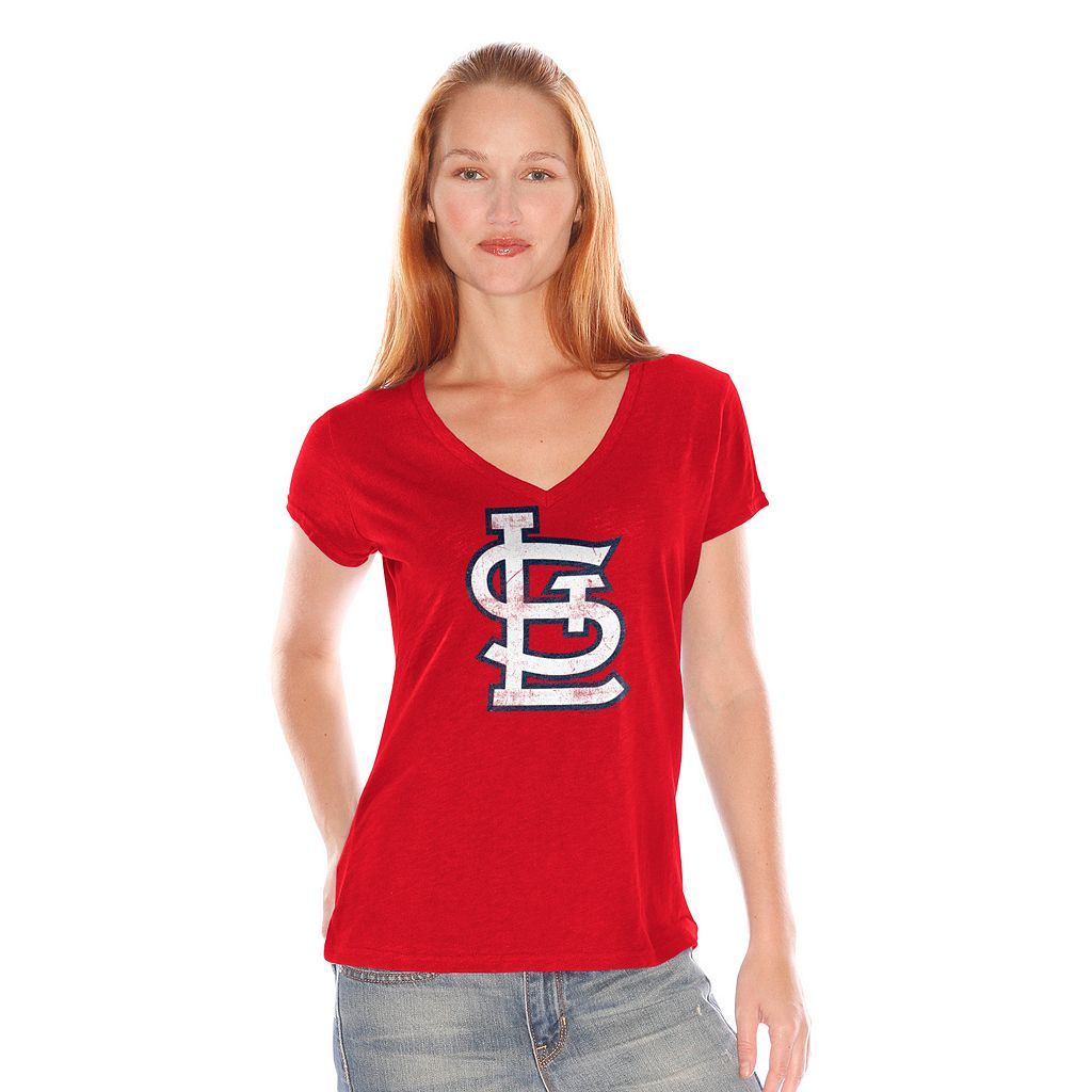 Women's St. Louis Cardinals Fair Catch Tee