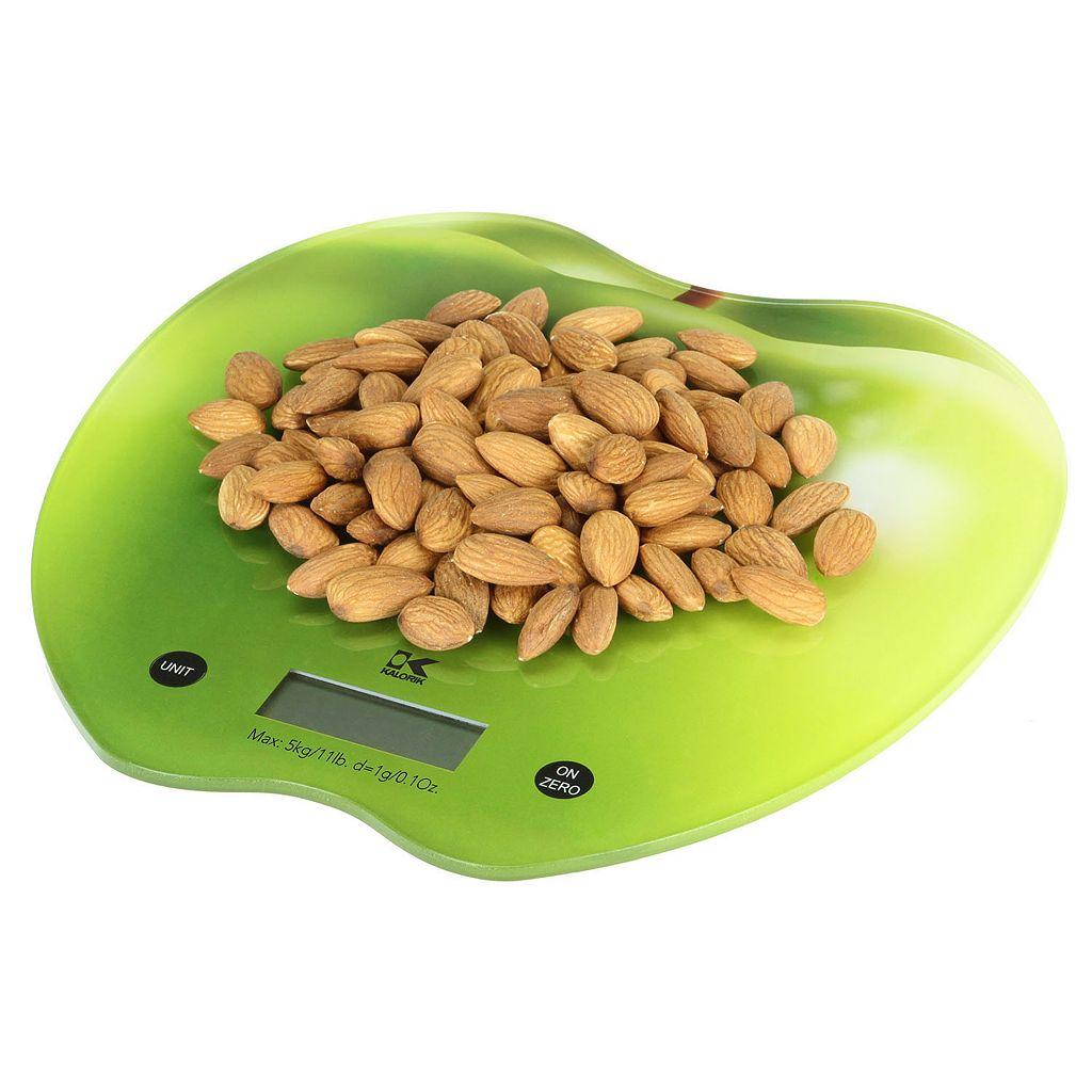 Kalorik Green Apple Digital Kitchen Scale