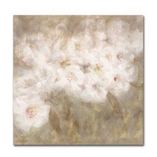 Trademark Fine Art Wild Flowers I Canvas Wall Art