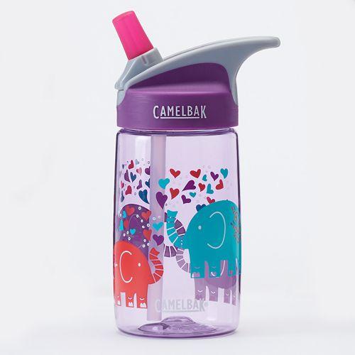 Water Bottle Youtube: CamelBak Eddy Kids Water Bottle