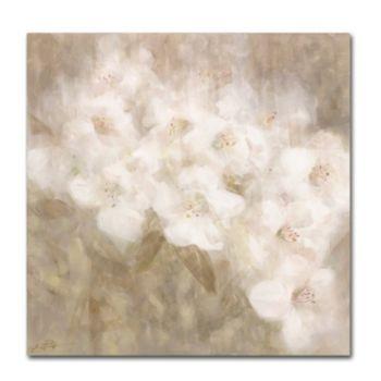 Trademark Fine Art Wild Flowers II Canvas Wall Art