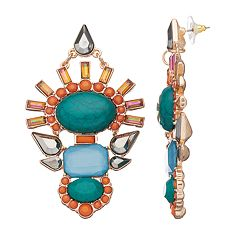 GS by gemma simone Statement Earrings