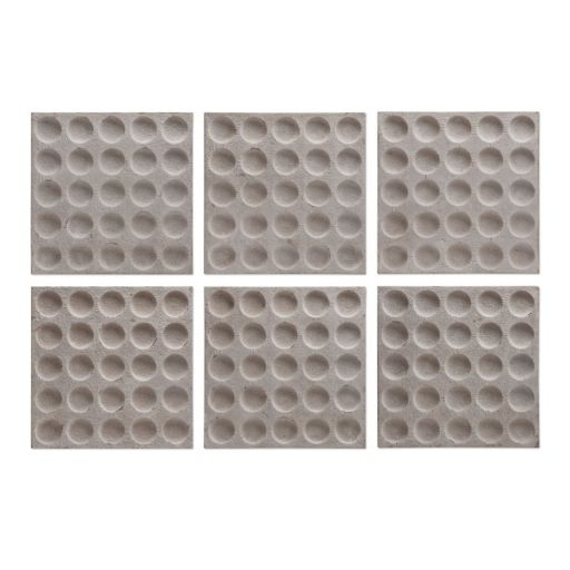 Rogero Squares Wall Art 6-piece Set