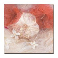 Trademark Fine Art Hibiscus IV Canvas Wall Art