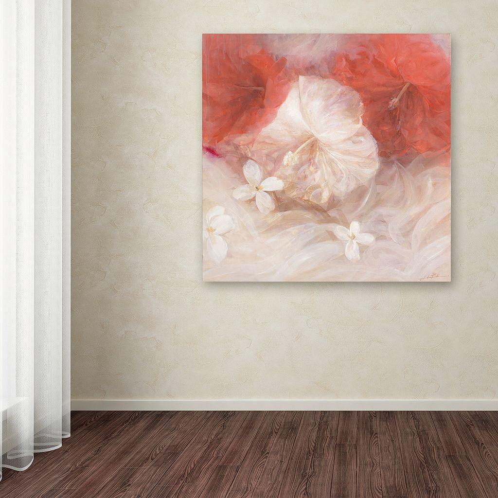 Trademark Fine Art Hibiscus IV Canvas Wall Art