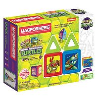 Magformers 18-pc. Teenage Mutant Ninja Turtles Set