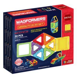 Magformers 20-pc. Window Plus Set