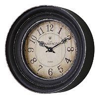 Melania Wall Clock