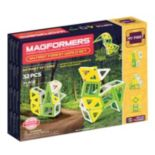Magformers 32-pc. My First Forest World Set