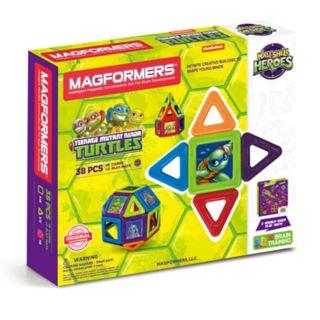 Magformers Teenage Mutant Ninja Turtles 38-Piece Magnetic Construction Set