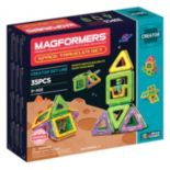 Magformers 35-pc. Space Traveler Set