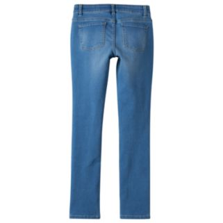 Girls 7-16 & Plus Size SO® Perfectly Soft Denim Skinny Jeans
