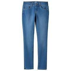 Girls 7-16 & Plus Size SO® Perfectly Soft Denim Skinny Jeans