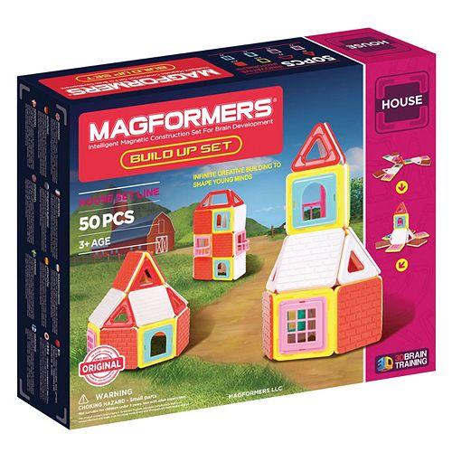 Magformers 50-pc. Build Up Set