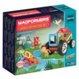 Magformers 32-pc. Adventure Jungle Set
