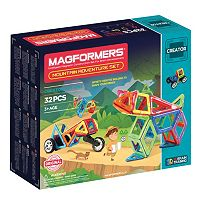 Magformers 32-pc. Adventure Mountain Set