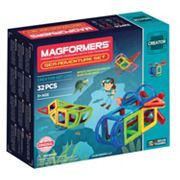 Magformers 32 pc Adventure Sea Set