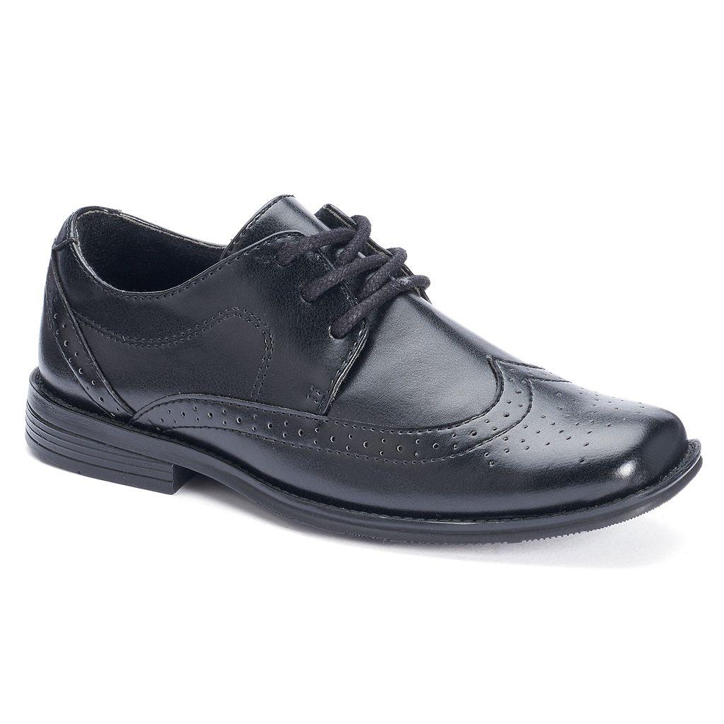 SONOMA Goods for Life™ Boys' Wingtip Dress Shoes