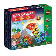 Magformers 40-pc. Mini Dinosaur Set